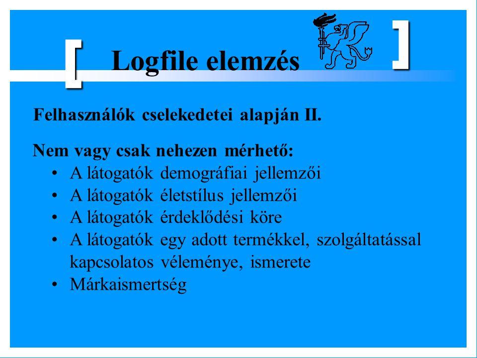 [ Logfile elemzés Felhasználók cselekedetei alapján II.